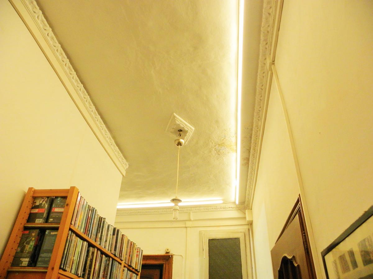 Illuminazione Di Un Corridoio : I nostri progetti di illuminazione piemonte cuneo bra